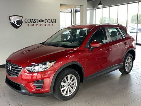 2016 Mazda CX-5 for sale at Coast to Coast Imports in Fishers IN