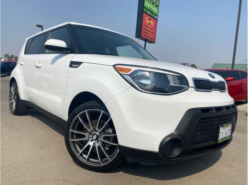 2014 Kia Soul for sale at MADERA CAR CONNECTION in Madera CA