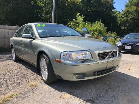 2006 Volvo S80 for sale at Specialty Auto Inc in Hanson MA