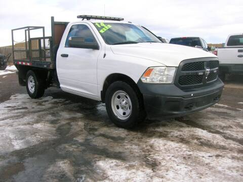 2014 RAM Ram Pickup 1500 for sale at HORSEPOWER AUTO BROKERS in Fort Collins CO