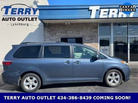 2017 Toyota Sienna for sale at Terry Auto Outlet in Lynchburg VA