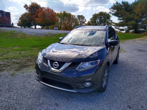 2016 Nissan Rogue for sale at Dealz on Wheelz in Ewing KY