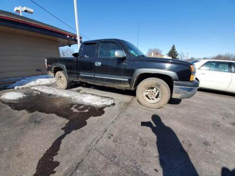 2003 Chevrolet Silverado 1500 for sale at Geareys Auto Sales of Sioux Falls, LLC in Sioux Falls SD