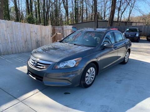 2011 Honda Accord for sale at Carflex Auto in Charlotte NC