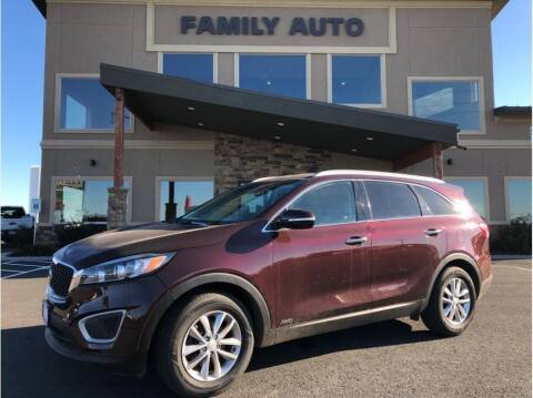 2017 Kia Sorento for sale at Moses Lake Family Auto Center in Moses Lake WA