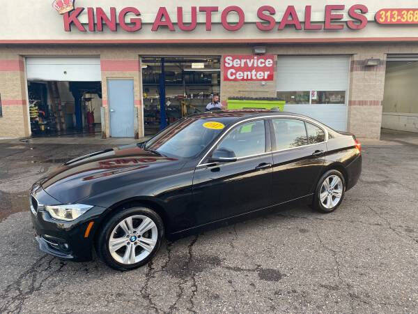 2017 BMW 3 Series for sale at KING AUTO SALES  II in Detroit MI