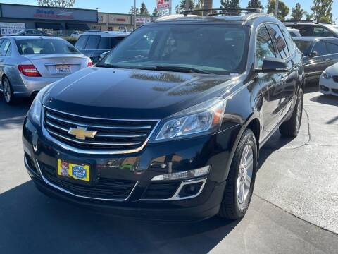 2014 Chevrolet Traverse for sale at CARSTER in Huntington Beach CA
