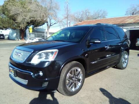 2012 GMC Acadia for sale at Larry's Auto Sales Inc. in Fresno CA
