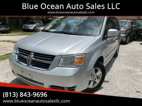 2008 Dodge Grand Caravan for sale at Blue Ocean Auto Sales LLC in Tampa FL