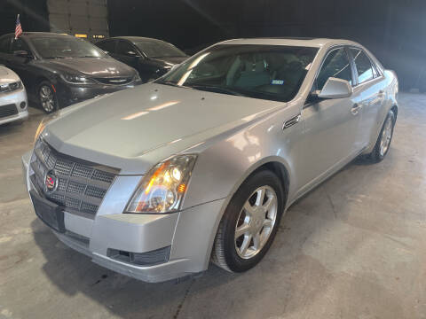 2009 Cadillac CTS for sale at Safe Trip Auto Sales in Dallas TX