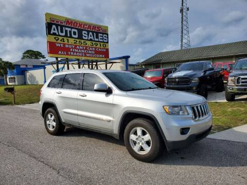 2011 Jeep Grand Cherokee for sale at Mox Motors in Port Charlotte FL