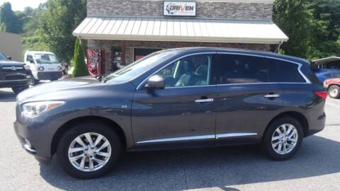 2014 Infiniti QX60 for sale at Driven Pre-Owned in Lenoir NC
