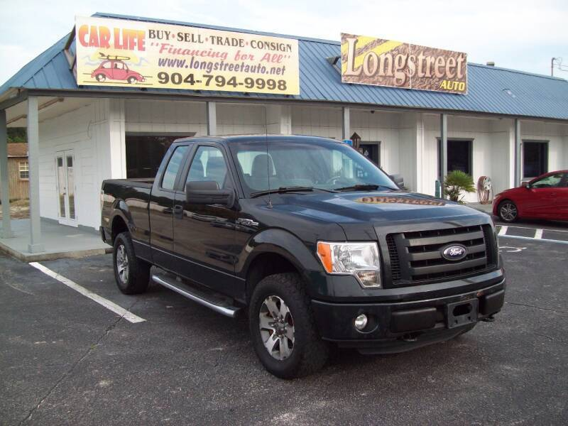 2012 Ford F-150 for sale at LONGSTREET AUTO in St Augustine FL