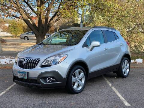 2013 Buick Encore for sale at North Imports LLC in Burnsville MN