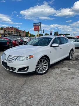 2011 Lincoln MKS for sale at Big Bills in Milwaukee WI