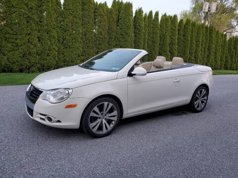 2008 Volkswagen Eos for sale at Kingdom Autohaus LLC in Landisville PA