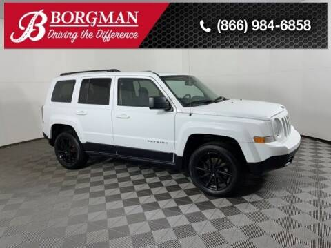 2016 Jeep Patriot for sale at BORGMAN OF HOLLAND LLC in Holland MI