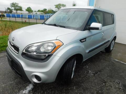 2013 Kia Soul for sale at Safeway Auto Sales in Indianapolis IN