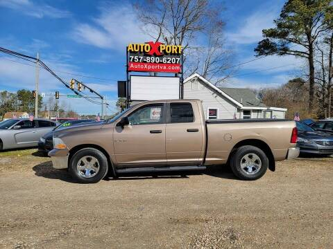2009 Dodge Ram Pickup 1500 for sale at Autoxport in Newport News VA
