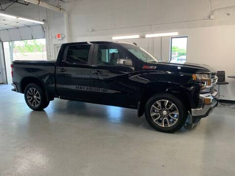 2019 Chevrolet Silverado 1500 for sale at The Car Buying Center in Saint Louis Park MN