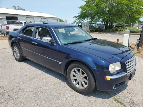 2005 Chrysler 300 for sale at Straightforward Auto Sales in Omaha NE