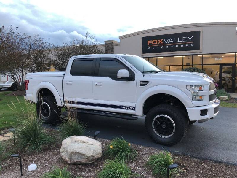 2016 Ford F-150 for sale at Fox Valley Motorworks in Lake In The Hills IL