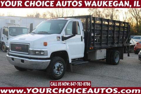 2007 GMC C4500 for sale at Your Choice Autos - Waukegan in Waukegan IL