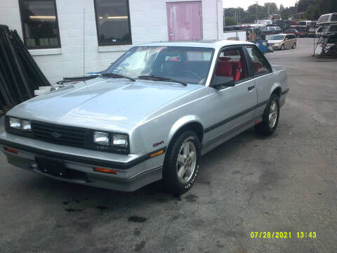 1986 Chevrolet Cavalier for sale at M & M Inc. of York in York PA