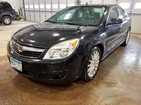 2008 Saturn Aura for sale at RDJ Auto Sales in Kerkhoven MN