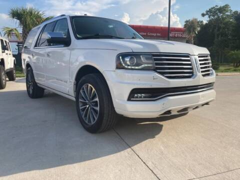 2015 Lincoln Navigator for sale at Empire Automotive Group Inc. in Orlando FL
