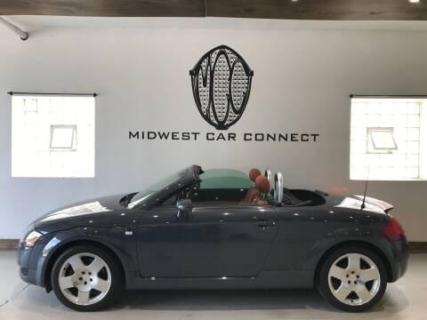 2004 Audi TT for sale at Midwest Car Connect in Villa Park IL