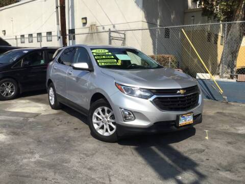 2018 Chevrolet Equinox for sale at LA PLAYITA AUTO SALES INC - 3271 E. Firestone Blvd Lot in South Gate CA