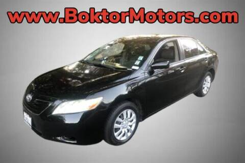 2007 Toyota Camry for sale at Boktor Motors in North Hollywood CA