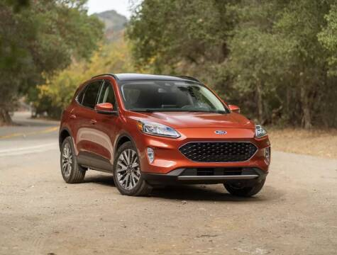 2021 Ford Escape for sale at Diamante Leasing in Brooklyn NY
