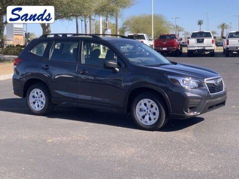 2019 Subaru Forester for sale at Sands Chevrolet in Surprise AZ