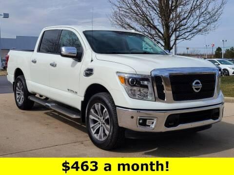 2017 Nissan Titan for sale at Ken Ganley Nissan in Medina OH