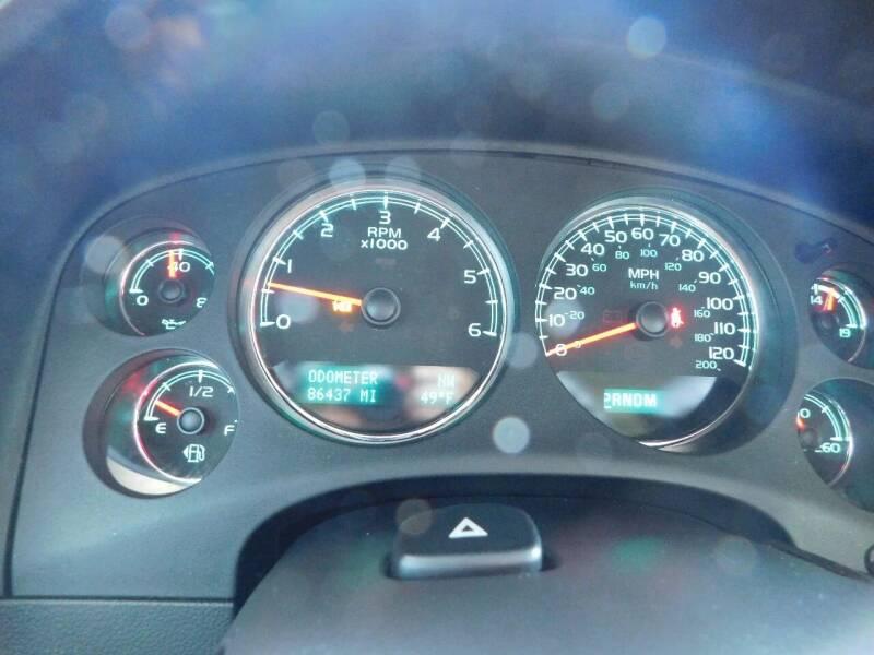 2013 Chevrolet Tahoe 4x4 LT 4dr SUV - Jonesboro GA