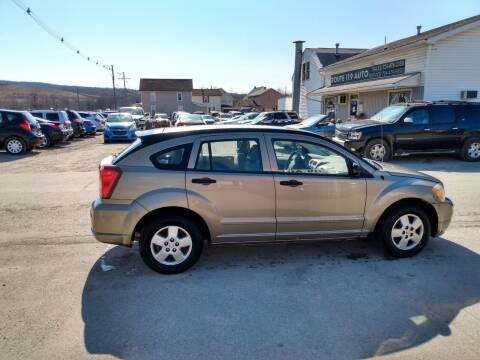 2008 Dodge Caliber for sale at ROUTE 119 AUTO SALES & SVC in Homer City PA