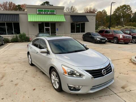 2013 Nissan Altima for sale at Cross Motor Group in Rock Hill SC