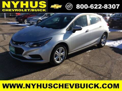 2018 Chevrolet Cruze for sale at Nyhus Chevrolet Buick in Staples MN