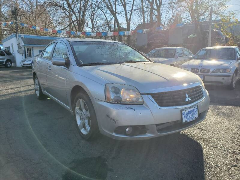 2009 Mitsubishi Galant for sale at New Plainfield Auto Sales in Plainfield NJ