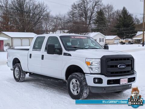 2016 Ford F-250 Super Duty for sale at Bob Walters Linton Motors in Linton IN