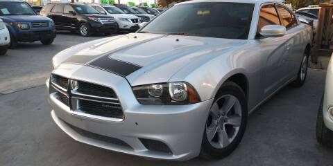 2012 Dodge Charger for sale at AUTOTEX FINANCIAL in San Antonio TX