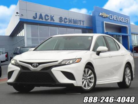 2020 Toyota Camry for sale at Jack Schmitt Chevrolet Wood River in Wood River IL