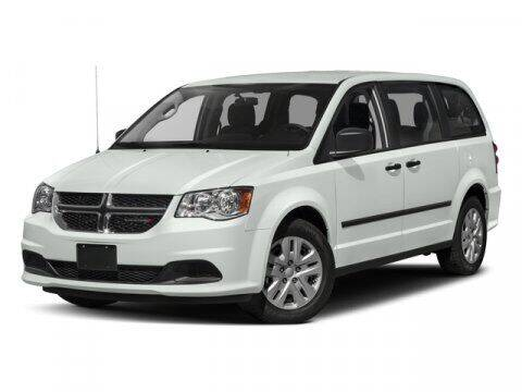 2018 Dodge Grand Caravan for sale at DUNCAN SUZUKI in Pulaski VA