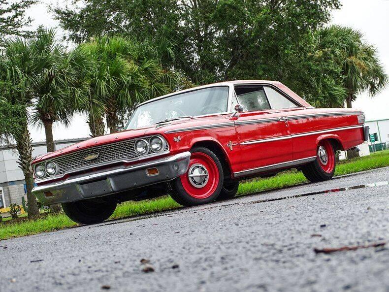 1963 Ford Galaxie for sale in Palmetto, FL