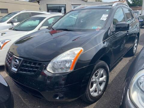 2009 Nissan Rogue for sale at Park Avenue Auto Lot Inc in Linden NJ