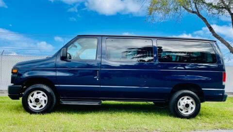 2013 Ford E-Series Wagon for sale at Asap Motors Inc in Fort Walton Beach FL