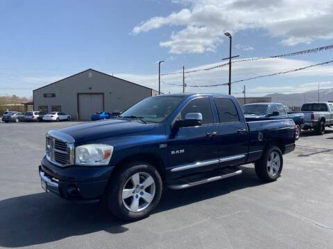 2008 Dodge Ram Pickup 1500 for sale at Auto Image Auto Sales in Pocatello ID