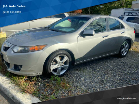 2010 Acura TSX for sale at JIA Auto Sales in Port Monmouth NJ